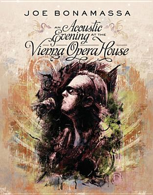 ACOUSTIC EVENING AT THE VIENNA OPERA BY BONAMASSA,JOE (Blu-Ray)