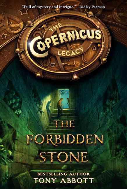 The Forbidden Stone By Abbott, Tony/ Perkins, Bill (ILT)
