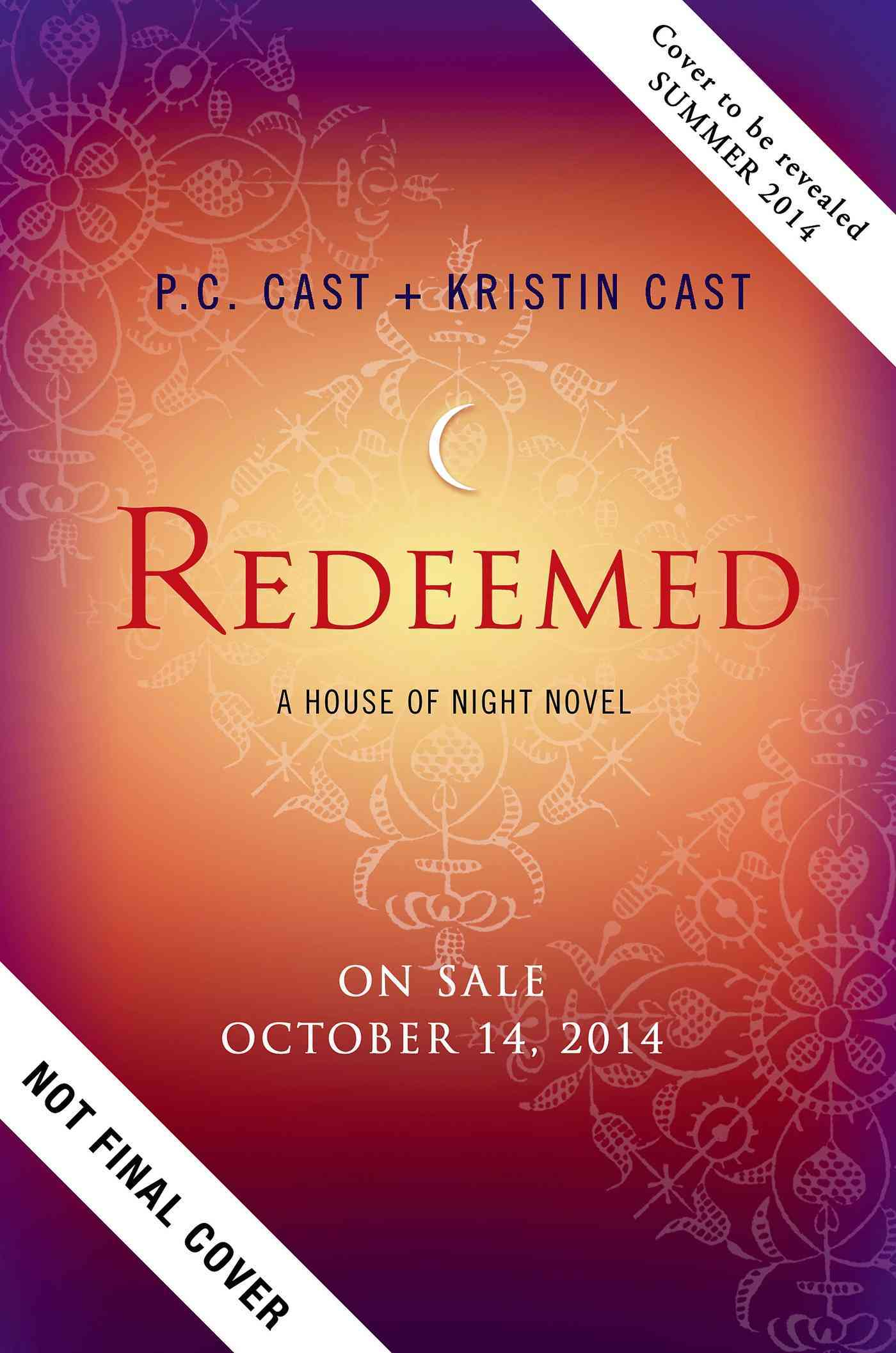 Redeemed By Cast, P. C./ Cast, Kristin